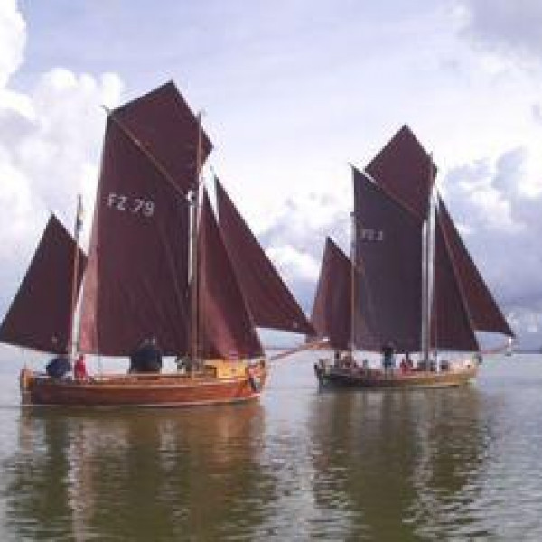 Zeesenbootregatta